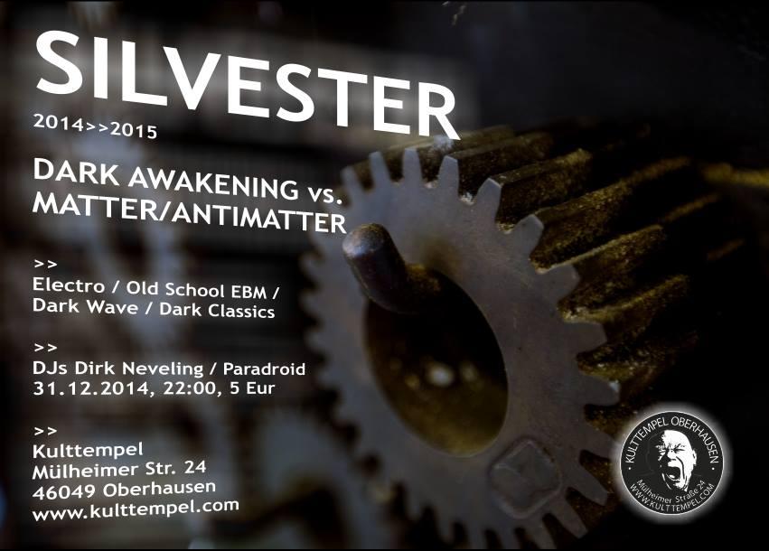 Dark Awakeing Silvester 2014